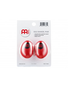 Meinl - Plastic Egg Shakers Red