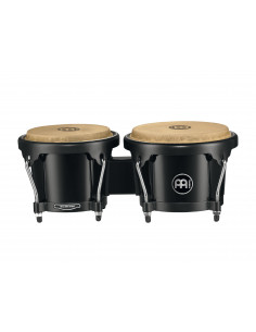 "Meinl - Journey Series HB50 Bongos Black 6 1/2""Macho & 7 1/2"" Hembra"