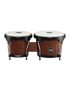 "Meinl - Headliner® Series HB100 Wood Bongos Vintage Wine Barrel 6 3/4"" Macho & 8"" Hembra"