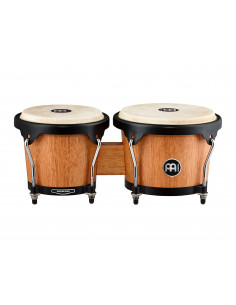 "Meinl - Headliner® Series HB100 Wood Bongos Super Natural 6 3/4"" Macho & 8"" Hembra"