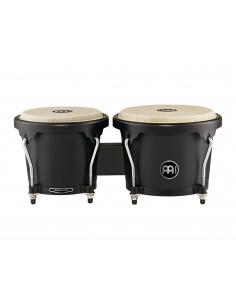 "Meinl - Headliner® Series HB100 Wood Bongos Phantom Black 6 3/4"" Macho & 8"" Hembra"