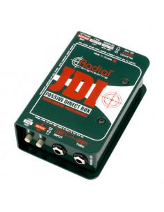 Radial - Jdi-Mk3 Passive Di W/Jensen Transfo., Pol. Rev., Pd