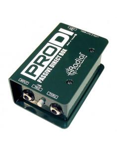 Radial - Prodi - Radial Transformer Equipped Passive Di, Thrut
