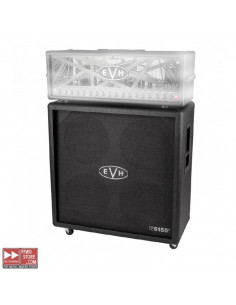 EVH - 5150III 100S 4 x12 Cabinet, Stealth Black