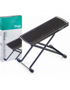 Stagg - Repose pied pliable et ajustable