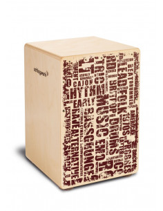Schlagwerk,Cajon X-One Styles medium