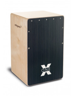 Schlagwerk,Cajon X-One Hard Coal Stripes