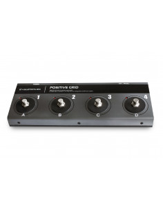 Positive Grid,BT4 Bluetooth MIDI Pedal