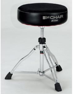 "TAMA - HT430BC  Drum Throne Round Rider ""Cloth Top"" seat,"