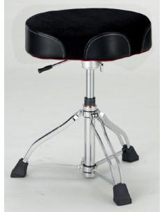 "TAMA - HT750BC  Drum Throne Erge-Rider ""Cloth Top"" seat"