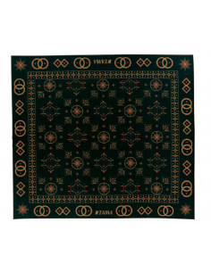 TAMA - TDR-OR Drum Rug  1800x2000mm Drum Rug, Oriental Pattern