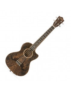 Lanikai - Figured Bocote Thin Body Tenor with A/E Ukulele