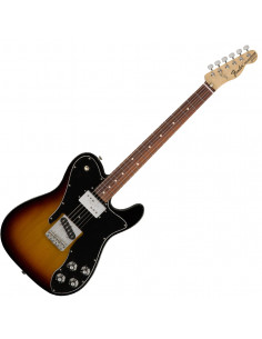 Fender - Classic Series '72 Telecaster® Custom, Pau Ferro, 3-Color Sunburst