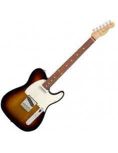 Fender - Classic Player Baja '60s Telecaster®, Pau Ferro, 3-Color Sunburst