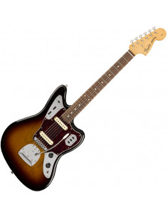 Fender - Classic Player Jaguar® Special, Pau Ferro, 3-Color Sunburst