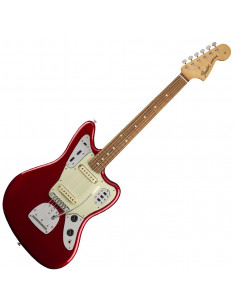 Fender - Classic Player Jaguar® Special, Pau Ferro, Candy Apple Red