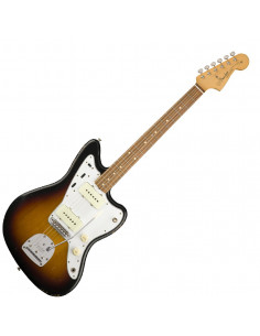 Fender - Classic Road Worn® '60s Jazzmaster®, Pau Ferro, 3-Color Sunburst