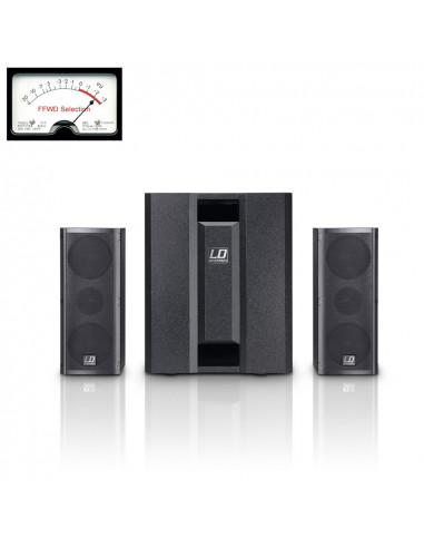 Ld Systems - Dave 8 Roadie