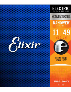 Elixir – Nanoweb Medium 11-49