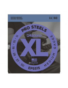 D'Addario,EPS515,Prosteel Medium 11-50