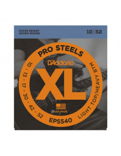 D'Addario,EPS540,Prosteel Heavy Bottom 10-52