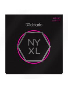 D'addario – NYXL0942 - XL Nickel Super Light 9-42