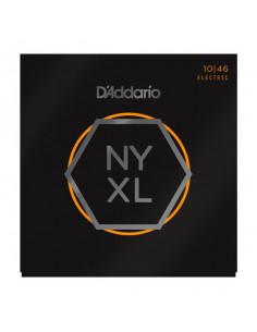 D'addario – NYXL1046 - XL Nickel Regular Light 10-46
