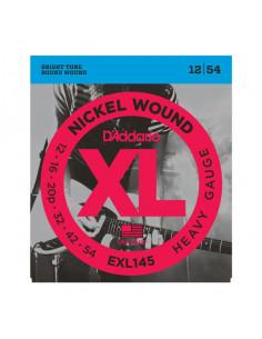 D'addario - EXL145 - EXL Nickel Wound Heavy 12-54