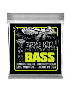 Ernie Ball – 3832 – Coated  Slinky 50-105