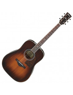 Ibanez,AVD10E-BVS Brown Violin Sunburst