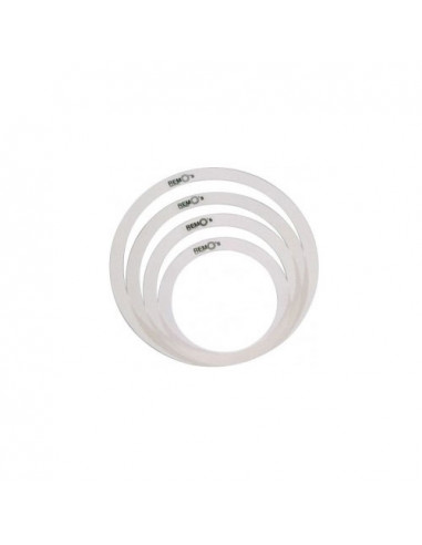 "Remo - Rem-O-Ring Set, 4 Pieces 1x12"", 1x13"", 1x14"" + 1x16"""