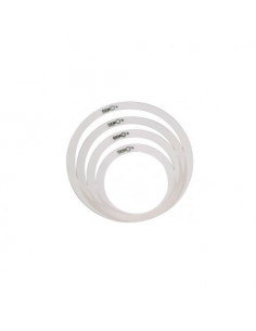 "Remo - Rem-O-Ring Set, 4 Pieces 1x10"", 1x12"" + 2x14"", For Tom/ Snare/ Floortom"