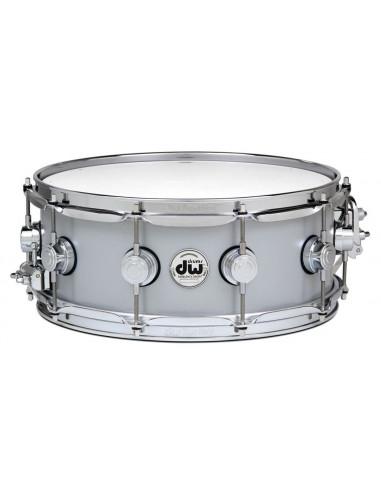 DW,thin aluminium snare 14x5,5