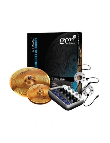 Zildjian - Gen 16 BS3DS - 3 Cymbal Set