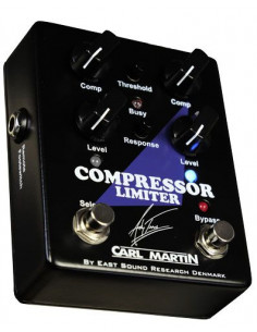 Carl Martin – Andy Timmons Compressor