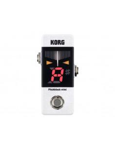 Korg – Pitchblack Mini WH