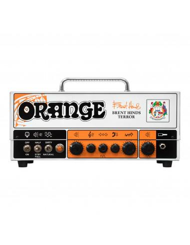 Orange - Brent Hinds Terror Signature