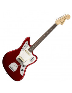 Fender,Jaguar American Original '60S Candy Apple Red