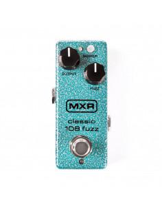 MXR - Classic 108 Fuzz Mini