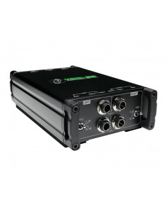 Mackie – MDB-2P Passive Stereo Direct Box