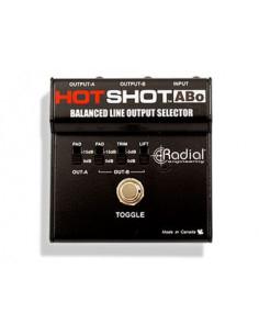 Radial – Hotshot ABO