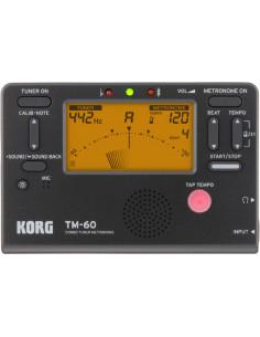 Korg - TM-60 Tuner