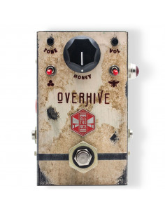 Beetronics - Octahive Super High Gain Fuzz w. High Pitch Octave FX Pedal