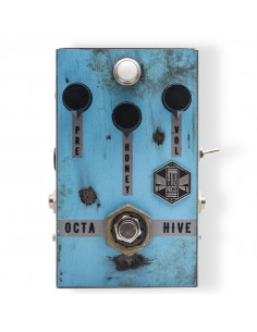 Beetronics -Overhive Extremely Versatile Medium Gain Overdrive FX Pedal