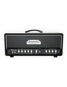 Brunetti - CUSTOM WORK WIZARD 2X12 6V6 35W Class A