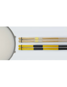 Qsticks – Jaune 55A Naturel