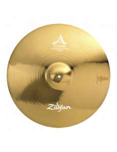 "Zildjian - 25th Anniversary Ride, A Custom, 23"" Brilliant"