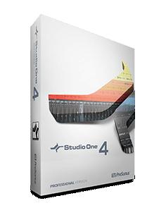 Presonus - Studio One 4 Professional