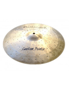 "Masterwork,Custom Pointer Series Cymbal 19"" Crash"