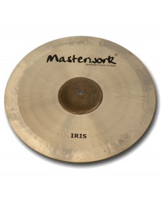 "Masterwork,Iris Series Cymbal 20"" Ride Medium"